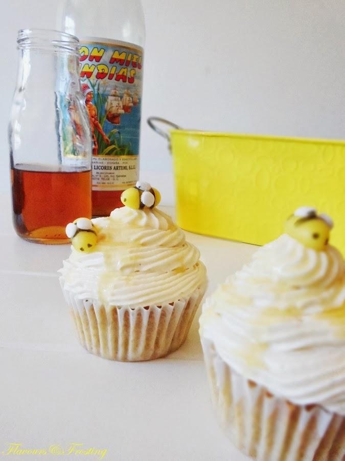 Honey Rum Cake