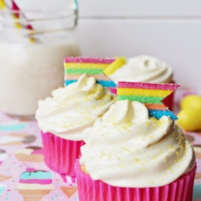 Lemon Jelly Cake | Cupcakes and Layer Cake