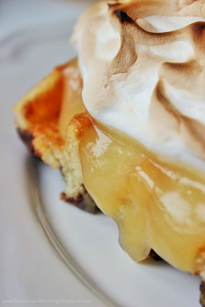 Lemon Meringue Waffles, recipe of waffles, lemon meringue pie