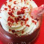 red velvet milkshake, milkshake recipes, gourmet milkshake, gourmet milkshake recipes
