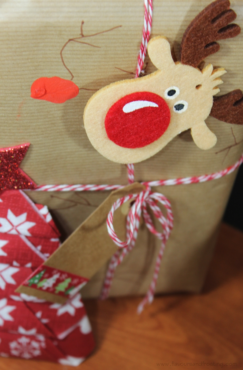 Rudolph the red nose reindeer Wrapping Paper