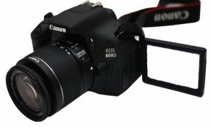 Canon EOS 600D Camera. Food Photography Resources.