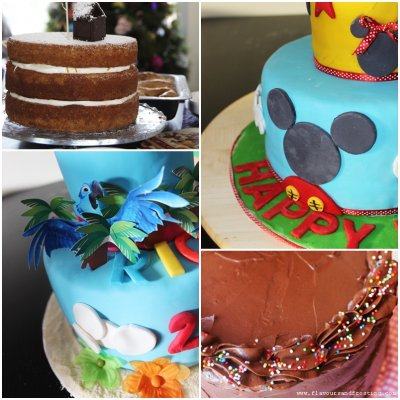 Cake Baking Tutorials