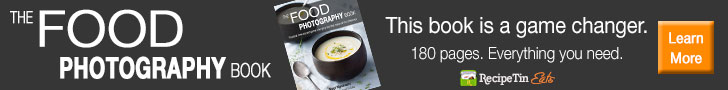 The Food Photography Book - How to take better photos of your food.
