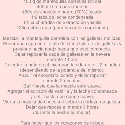 Pie de Chocolate