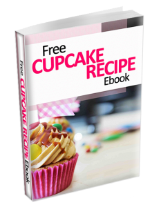 Free Cupcake Recipe Ebook