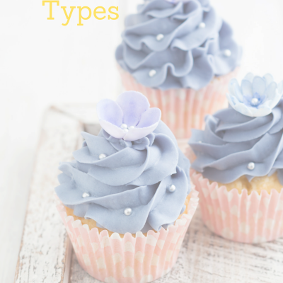 7 Different Frosting Types
