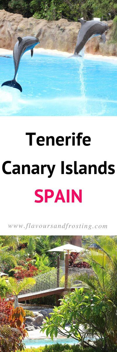 Tenerife is in the Canary Islands, which belongs to Spain. A great place to visit all year round!