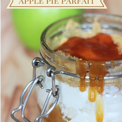 Easy Apple Pie Parfait Recipe