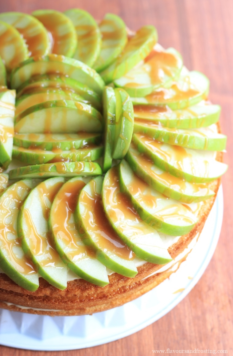 Apple Cake With Sauce South Africa