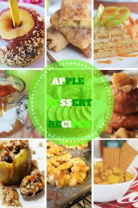 Easy and Delicious Apple Dessert Recipes