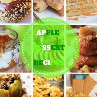 Delicious Apple Dessert Recipes