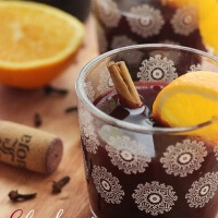 Gluehwein Recipe|with or without alcohol