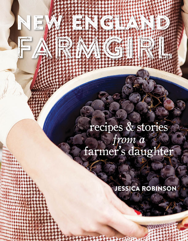 New England Farmgirl Cookbook