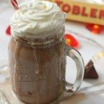 2 Minute Toblerone Hot Chocolate!!