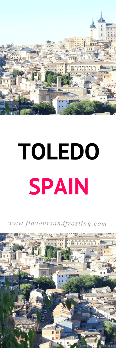 Toledo is an amazing city in Spain, just 1 hours drive from Madrid | Article by Johlene - FlavoursandFrosting.com