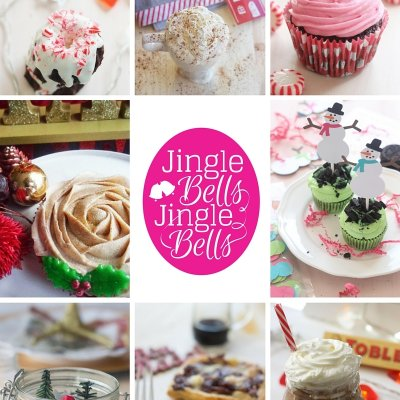 Christmas Recipe Ideas Round Up + 1 DIY