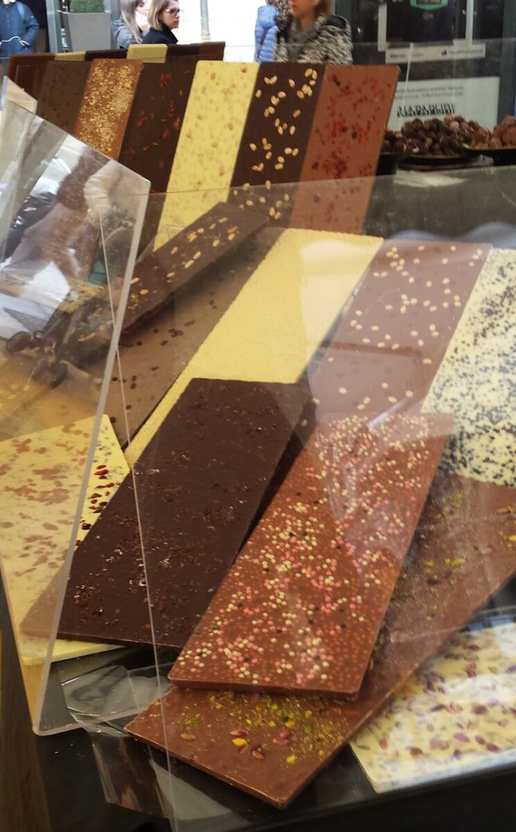 CioccoShow in Bologna, Italy