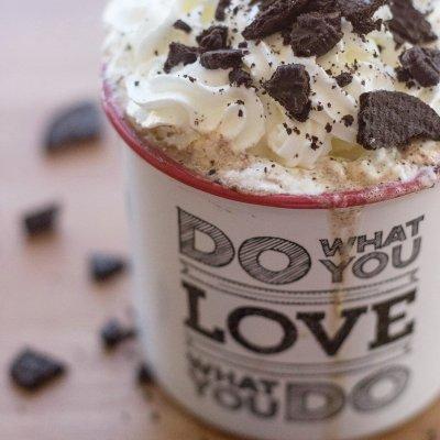 Oreo Hot Chocolate Recipe