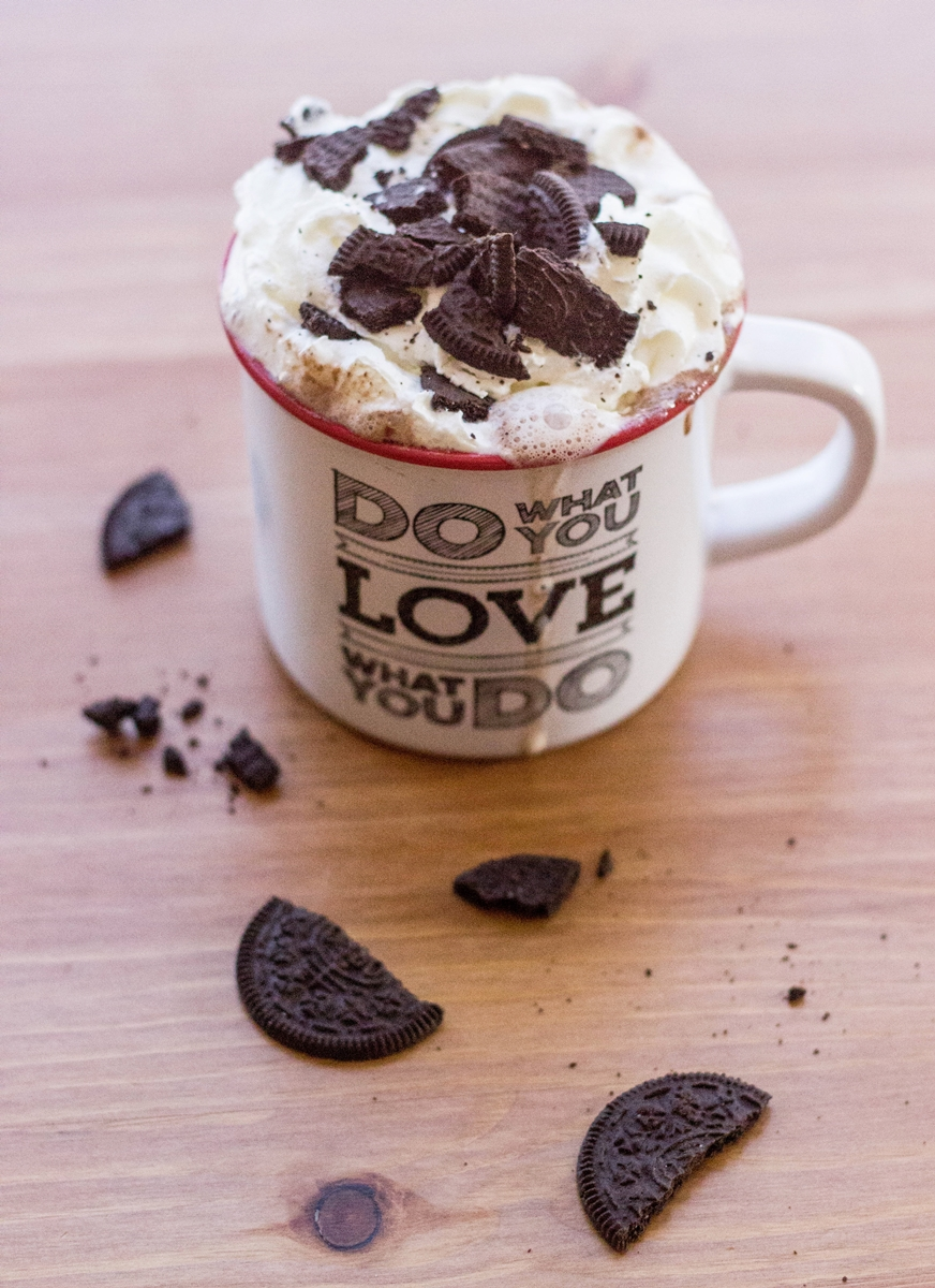 Oreo Hot Chocolate Recipe