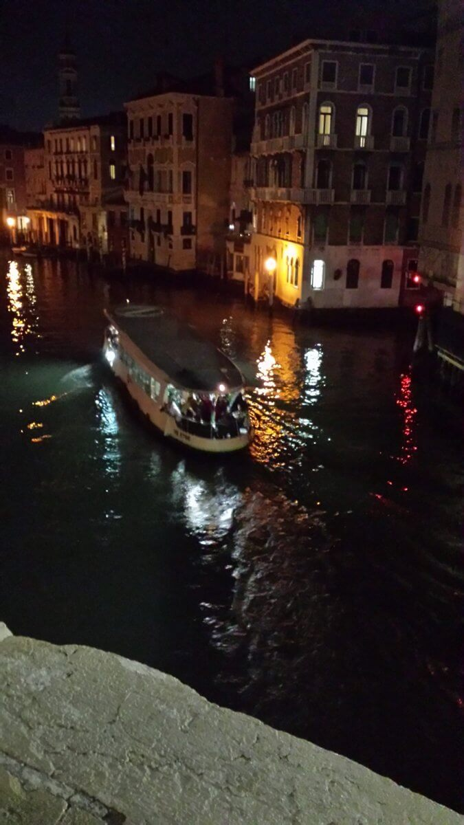 Tourist attractions in Venice Italy