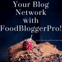 Grow Your Blog Network with Food Blogger Pro!