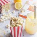 Lemon Meringue Gourmet Popcorn Recipe