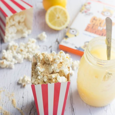 Lemon Meringue Gourmet Popcorn Recipe