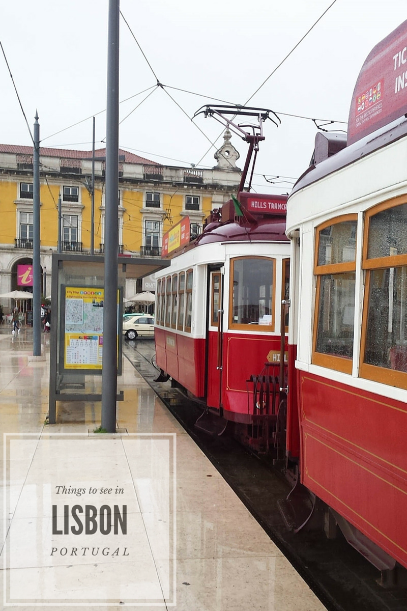 Things to see in Lisbon, Portugal. Article by FlavoursandFrosting.com