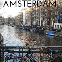 Why are there so many Bicycles in Amsterdam?