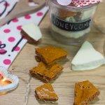 Easy Valentine Treats | Honeycomb Recipe | Crunchies Chocolate Bar