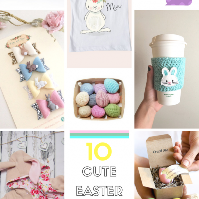 10 Cute Easter Basket Ideas