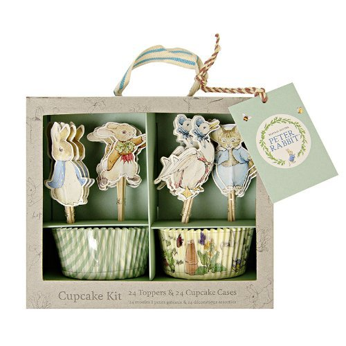 Peter Rabbit Cupcake Kits