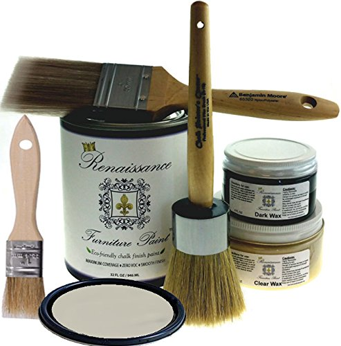 Renaissance Chalk Furniture Paint Deluxe Starter Kit