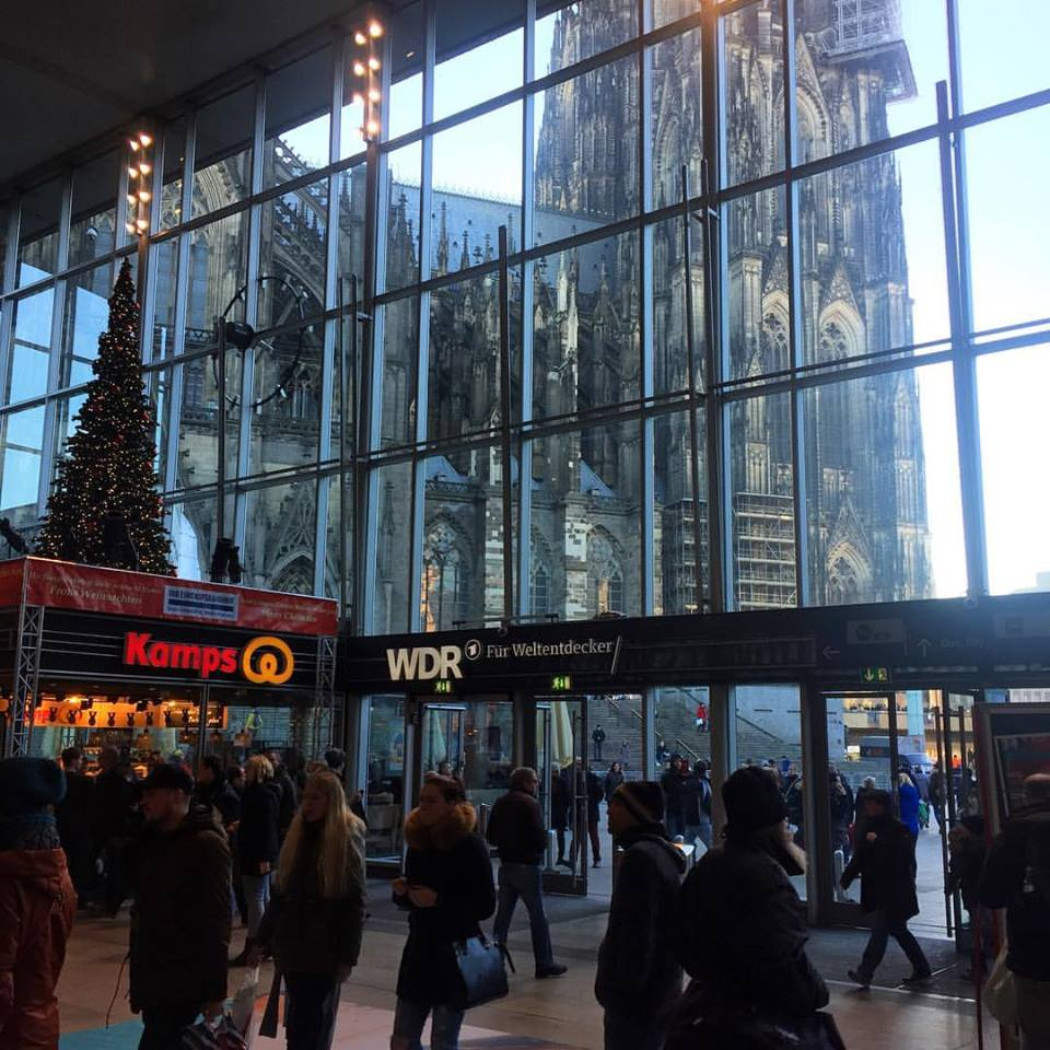 Koln Germany. Köln is the German word for Cologne. This city is a must see...