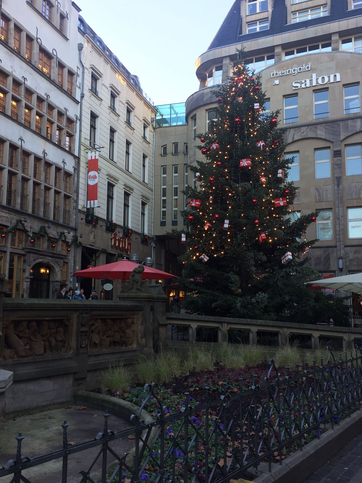 Koln Germany. Köln is the German word for Cologne. This city is a must see, especially during Christmas time...