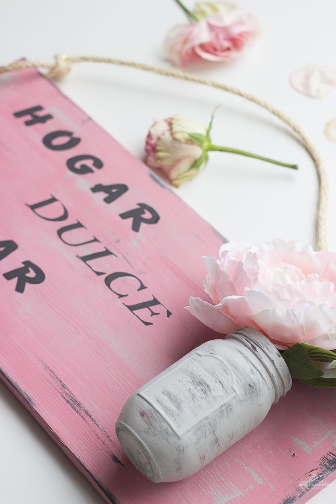 Using Chalk Paint DIY Signs. Using Chalk Paint to make DIY Signs from wood and mason jars!
