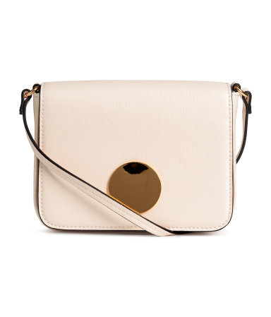 Summer Essentials - small pink shoulder bag
