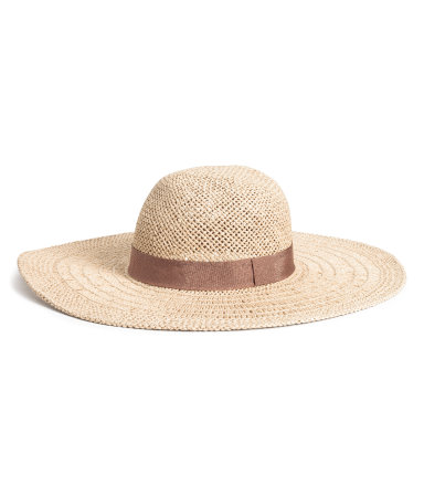 Summer essentials - Straw Hat