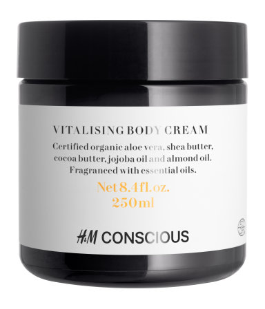 Summer Essentials - Vitalising Body Cream