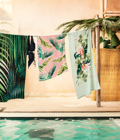 Summer Essentials - Beach Towel