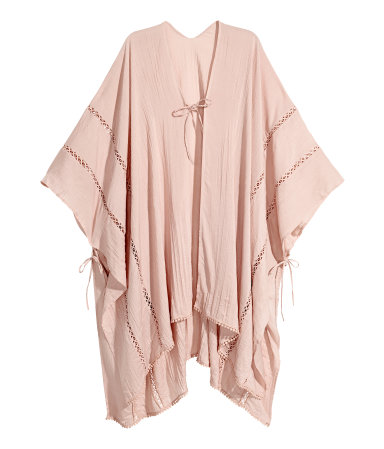 Summer essentials - Poncho