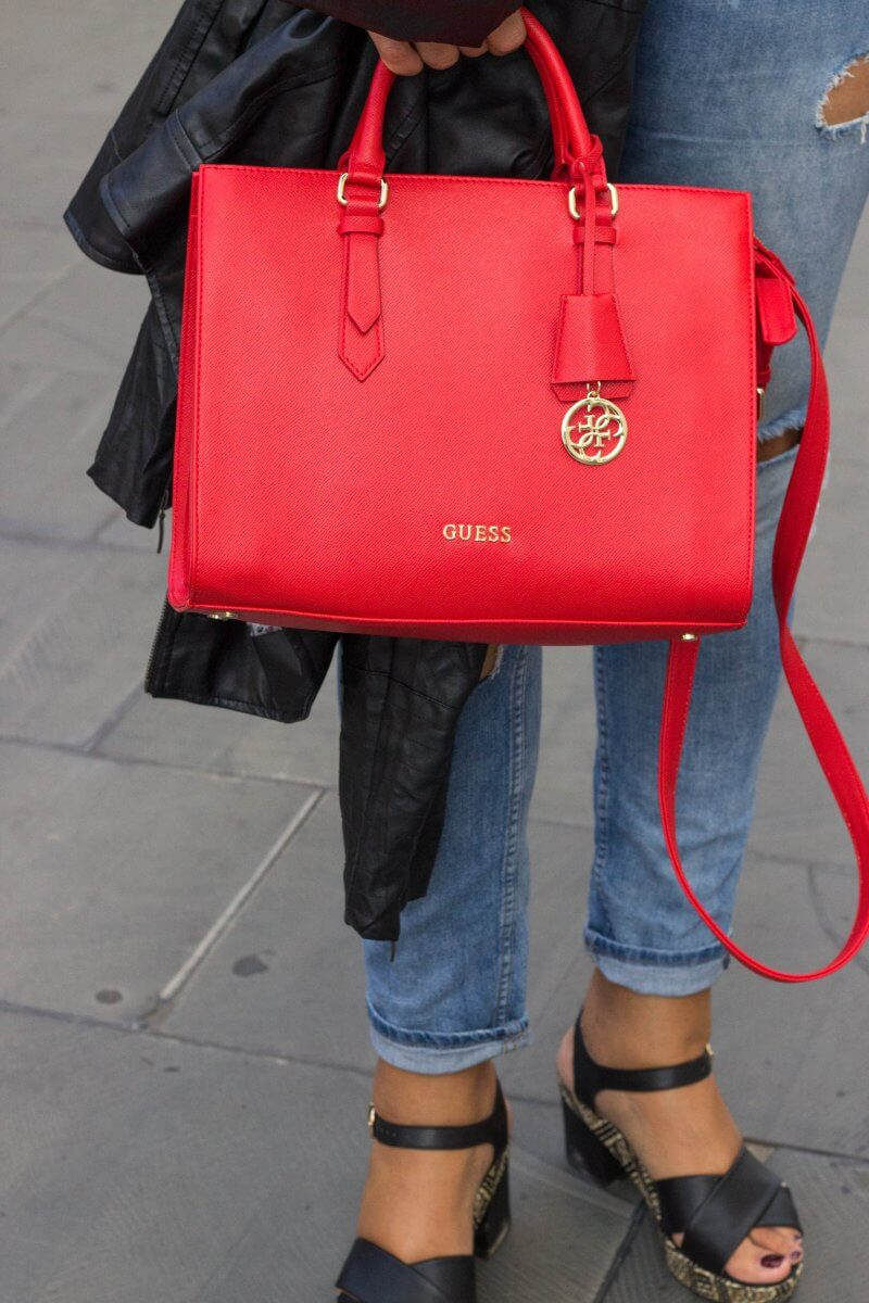 Red Handbag Trend Fall 2017 Here Are 6 Of My Favourite Types Handbags