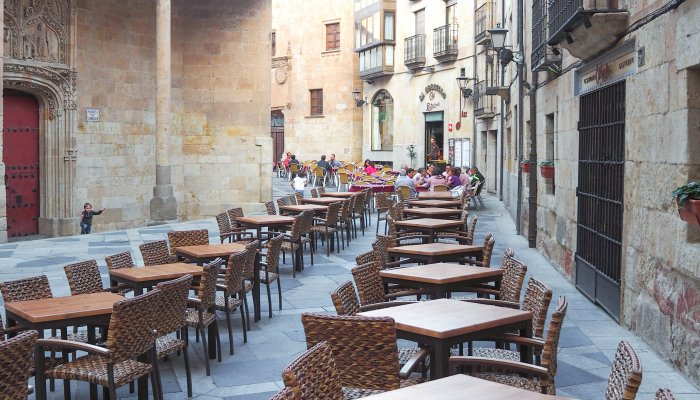 Places to eat in Salamanca