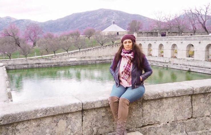 Royal Monastery San Lorenzo de El Escorial Madrid