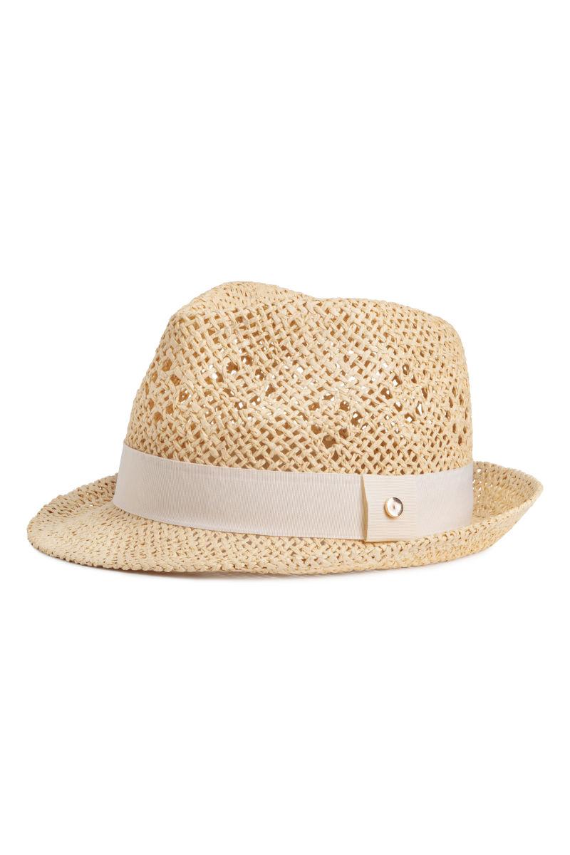 SHOP MY STYLE - H&M Straw Hat