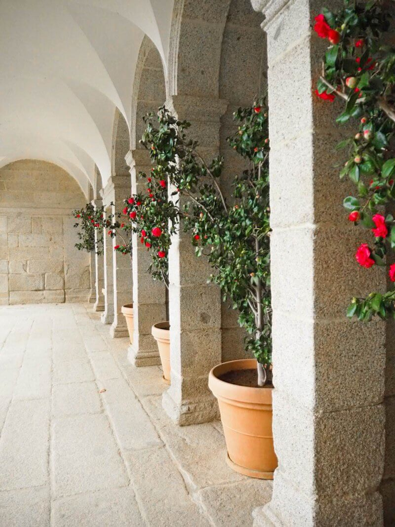 A Spanish Monastery Guide - Royal Monastery San Lorenzo de el Escorial Madrid