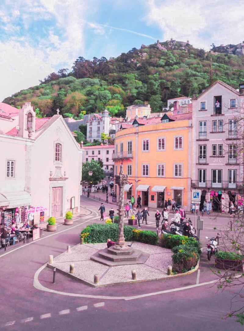 What to do in Sintra Portugal