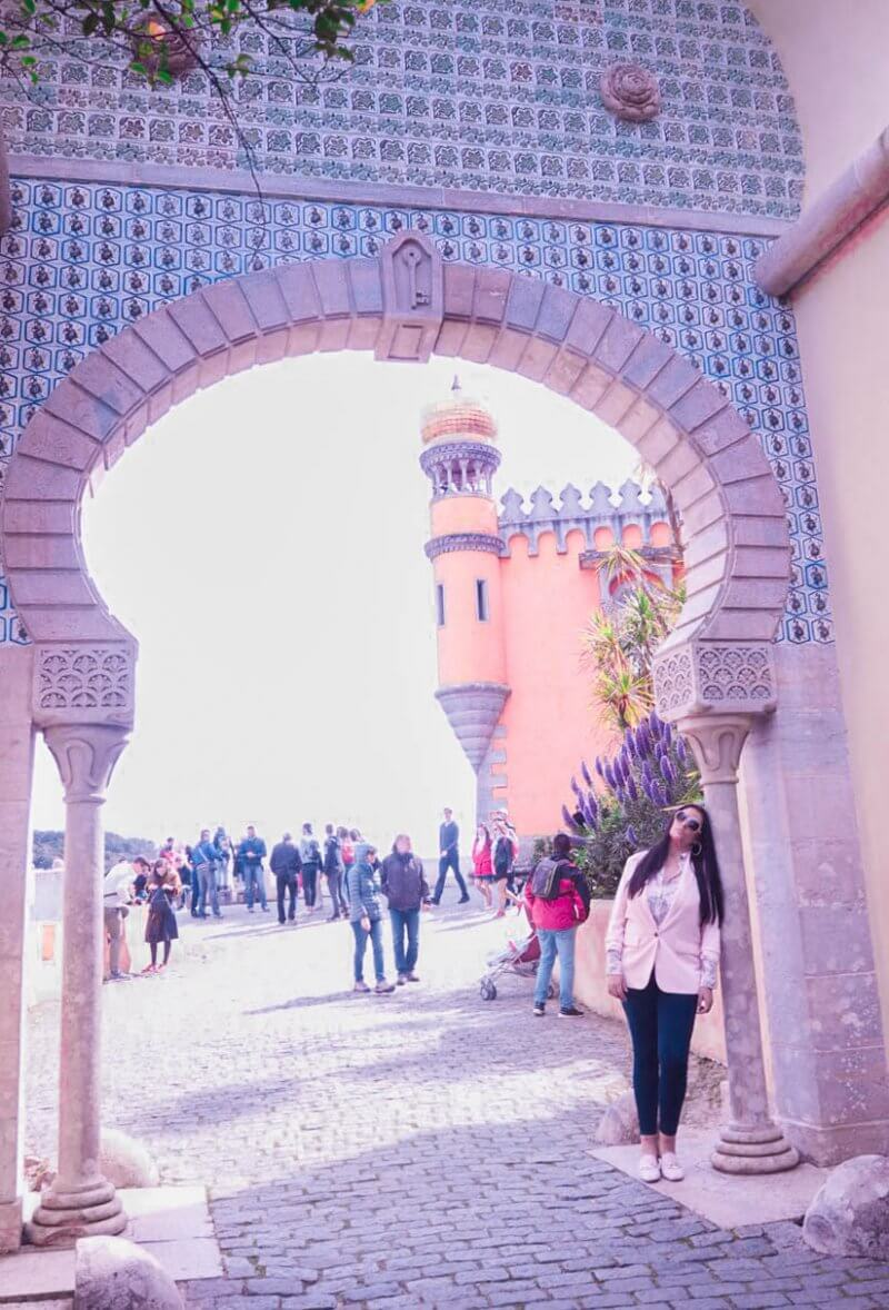 What to do in Sintra Portugal | Pena National Palace