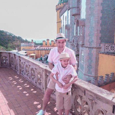 What I wore in Portugal | Family Travel Outfit Inspiration